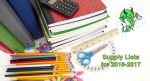 Supply Lists for 2016 School Year Now Available