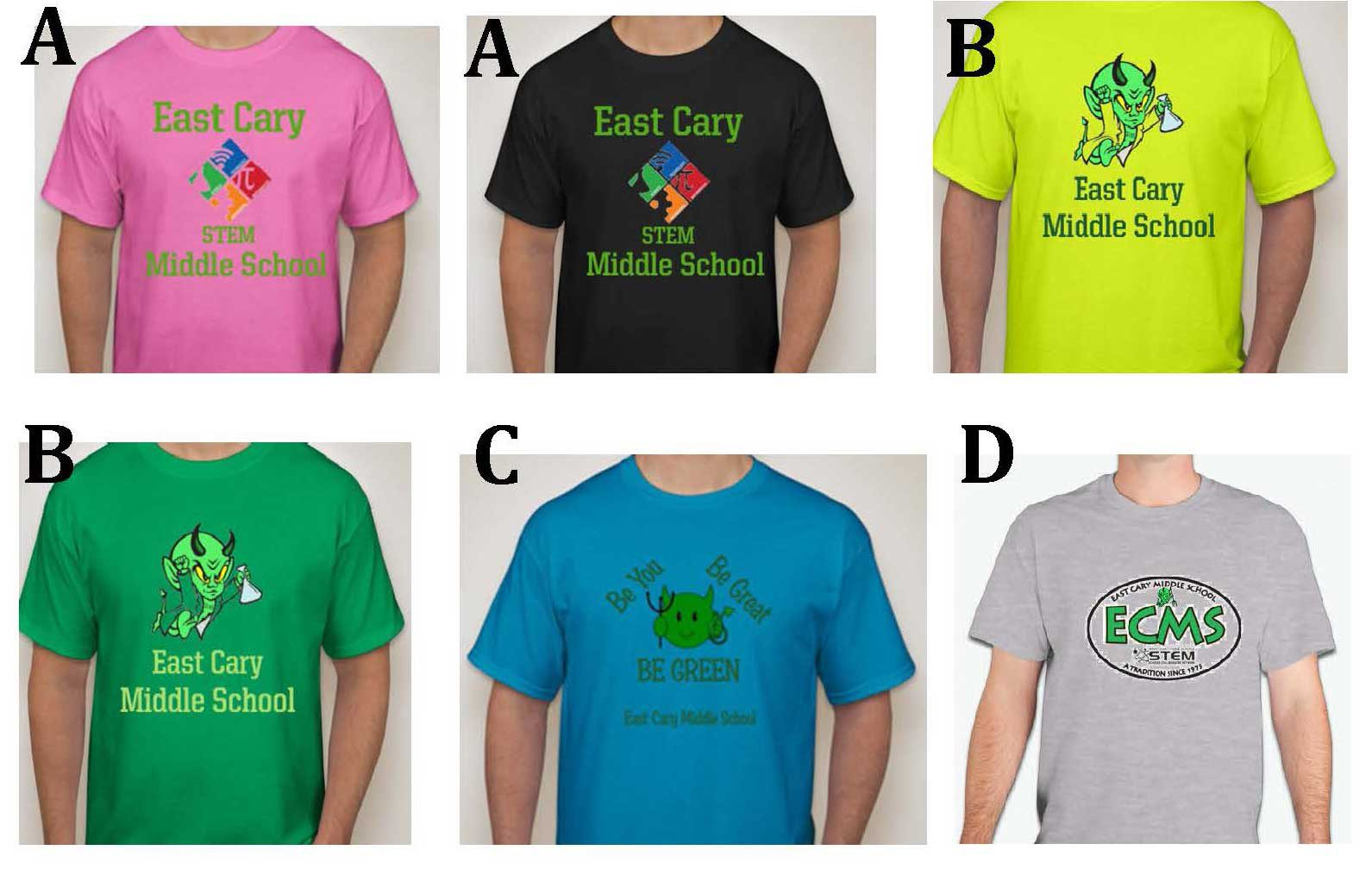 Show Your Imp Spirit: Order a Shirt Today!
